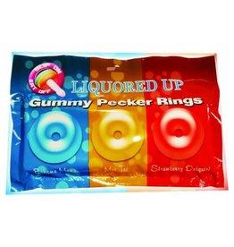 Hott Products Hott Products Liquored Up Pecker Gummer Ring