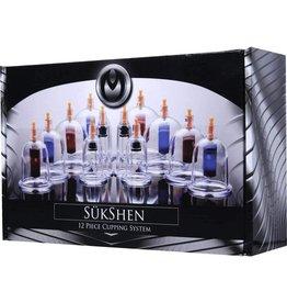 Master Series Master Series Sukshen 12 Piece Cupping Set