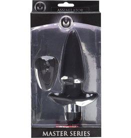 Master Series Master Series Assimilator Wireless Vibrating Silicone Anal Plug
