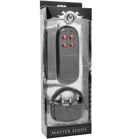 Master Series Master Series Cock Shock Remote CBT Electric Cockring