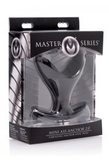 Master Series Master Series Mini Ass Anchor 2.0 Vibrating