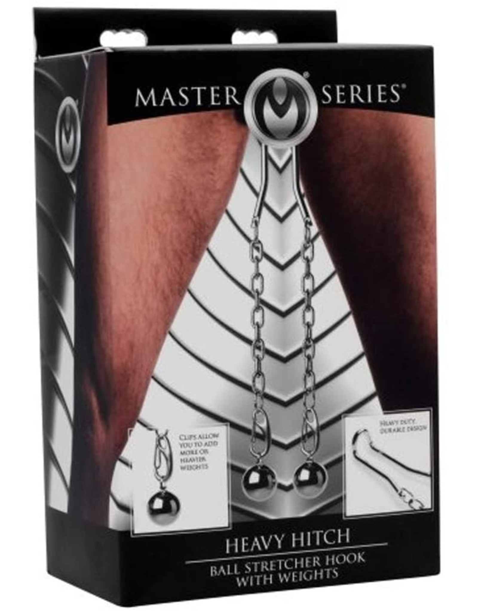 Master Series Master Series Heavy Hitch Ball Stretcher Hook with Weights