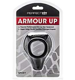 Perfect Fit Brand Perfect Fit Brand Armour Up Sport Black