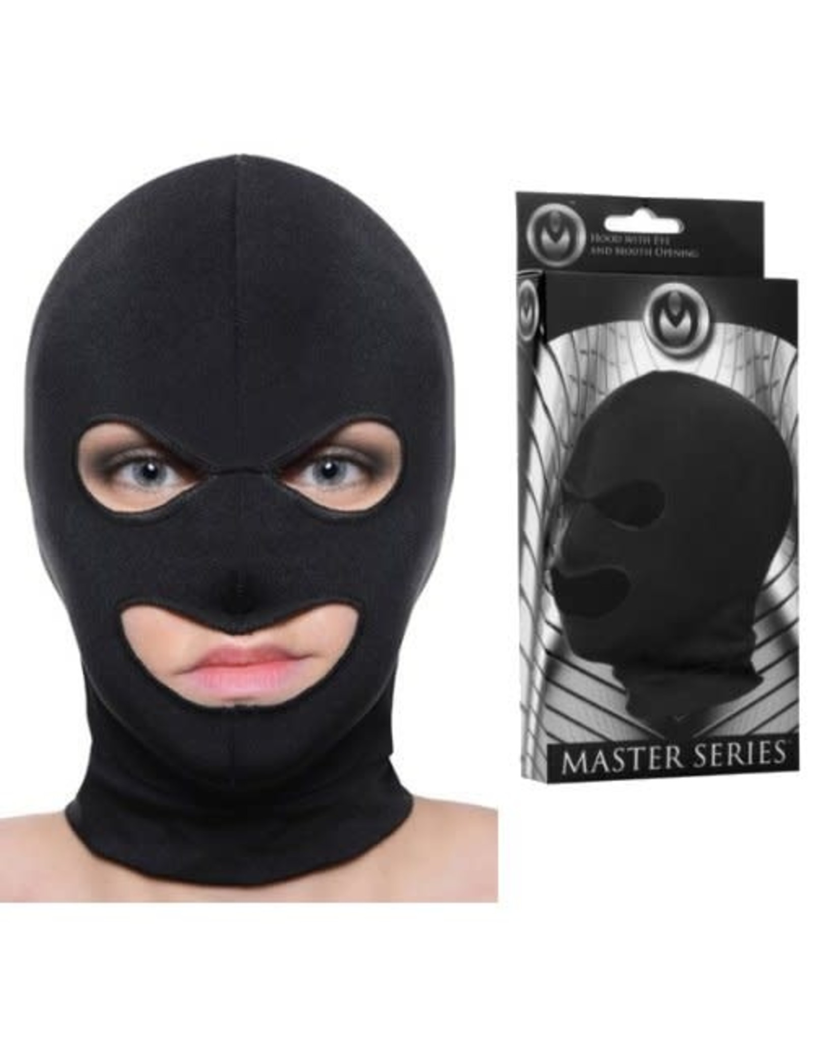 Master Series Master Series Facade Hood with Eye and Mouth Holes