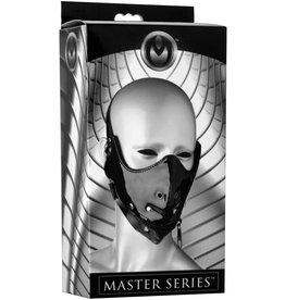 Master Series Master Series Lektor Zipper Mouth Muzzle