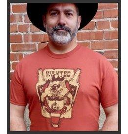 Killer Bob Graphics Killer Bob Graphics Wanted Tee