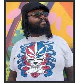 Killer Bob Graphics Killer Bob Graphics Bear Your Face Tee