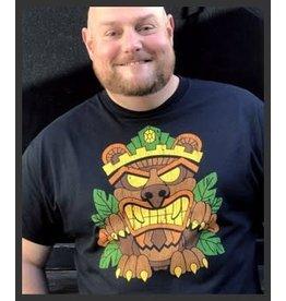Killer Bob Graphics Killer Bob Graphics Big Kubhuna - Tiki Bear