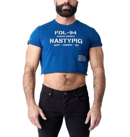 Nasty Pig Nasty Pig Blueprint Crop Top