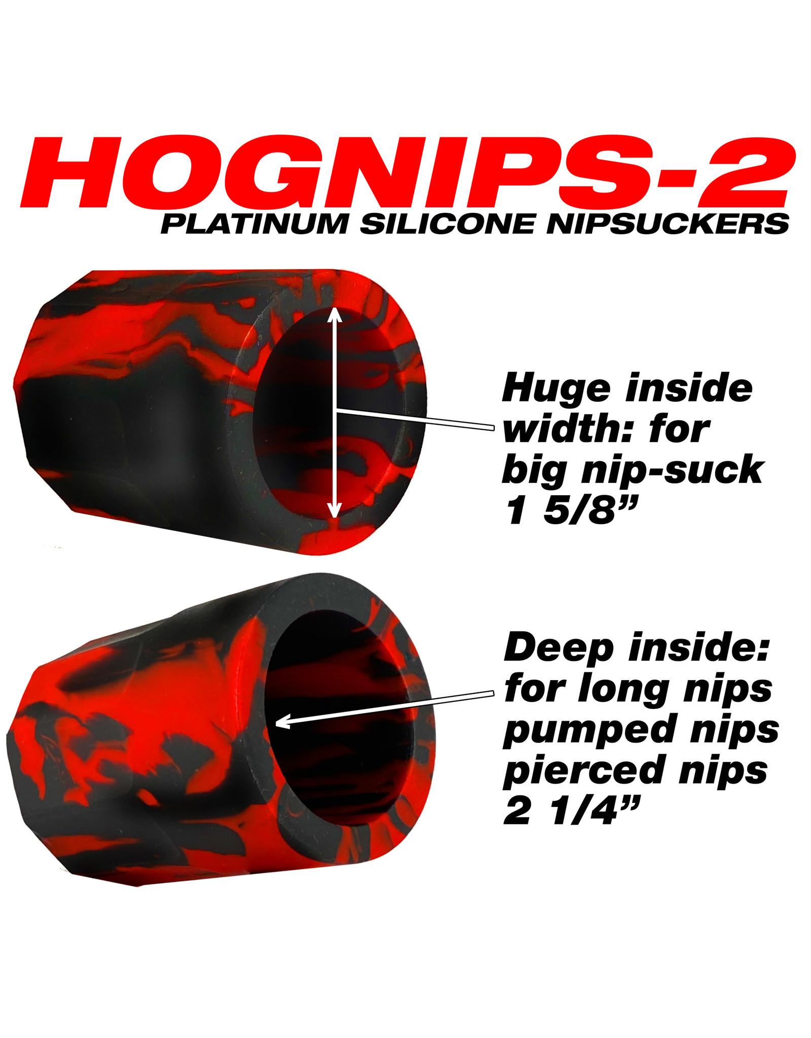 Oxballs OxBalls Hognips-2 Jumbo Nipsuckers