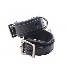Strict Leather Strict Leather Luxury Locking Wrist Cuffs