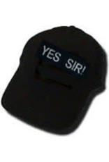 Pride not Prejudice Pride... Ballcap YES SIR Grey Logo
