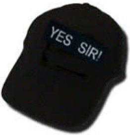 Pride not Prejudice Pride... Ballcap YES SIR Grey Logo