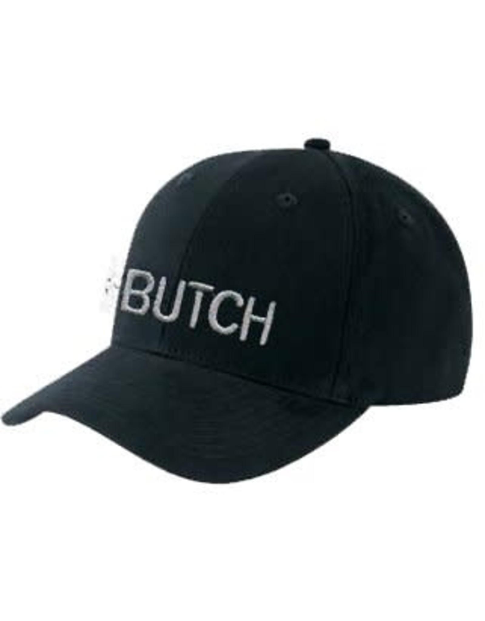 Pride not Prejudice Pride... Ballcap BUTCH Grey Logo