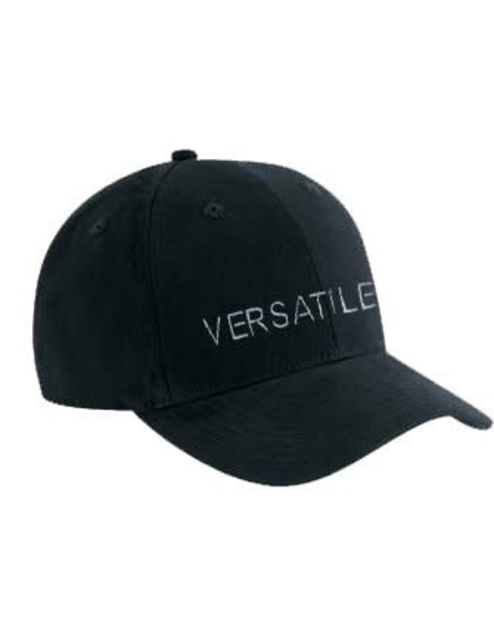 Pride not Prejudice Pride... Ballcap VERSATILE Grey Logo