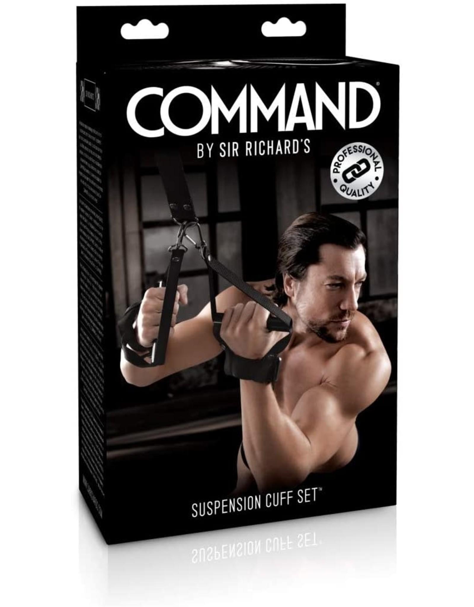 Command by Sir Richard's Command by Sir Richard Suspension Cuff Set