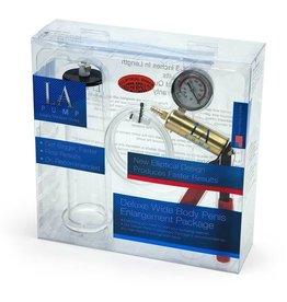 LA Pump Oval Cylinder Kit 1.75x9''