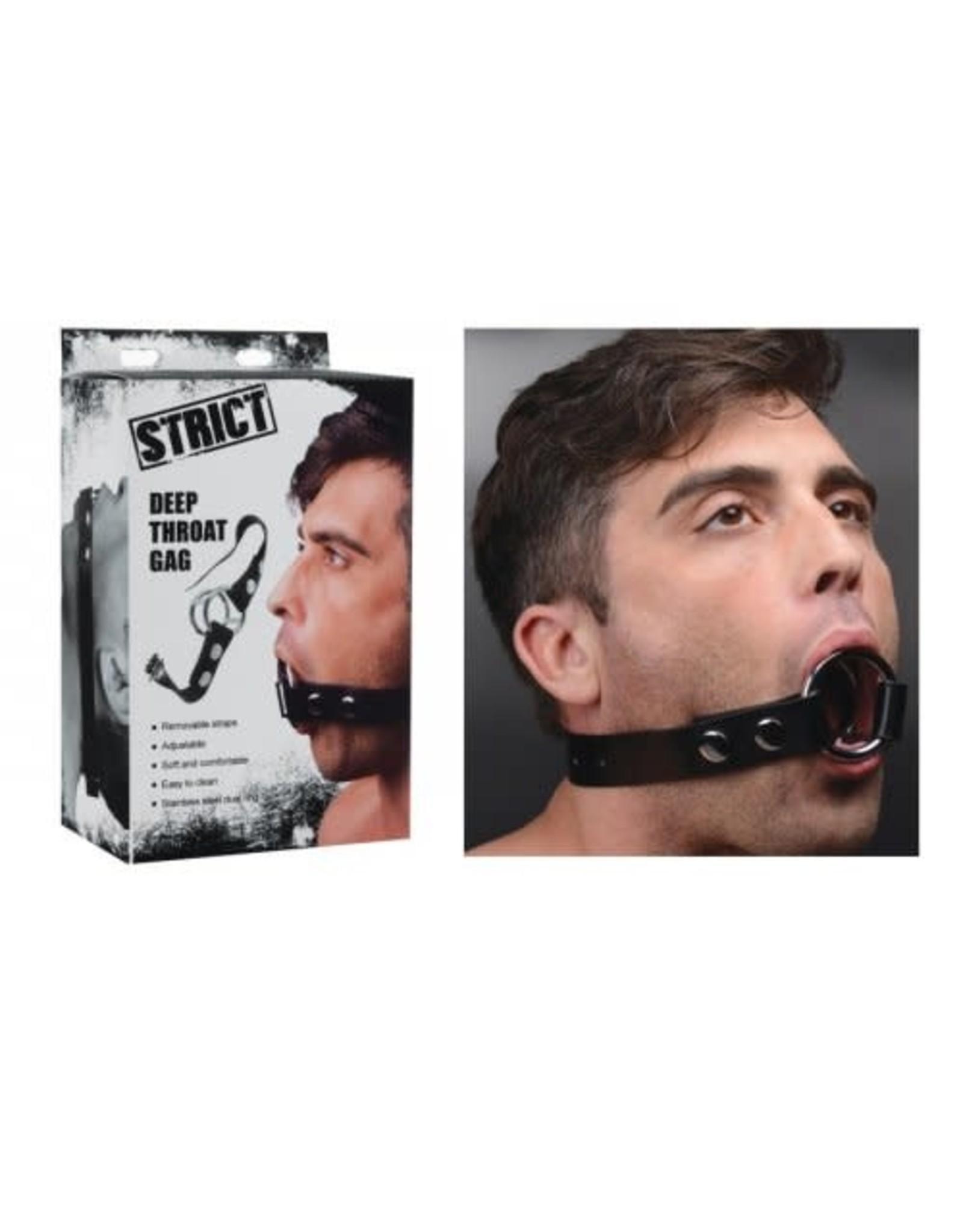 STRICT STRICT Deep Throat Gag