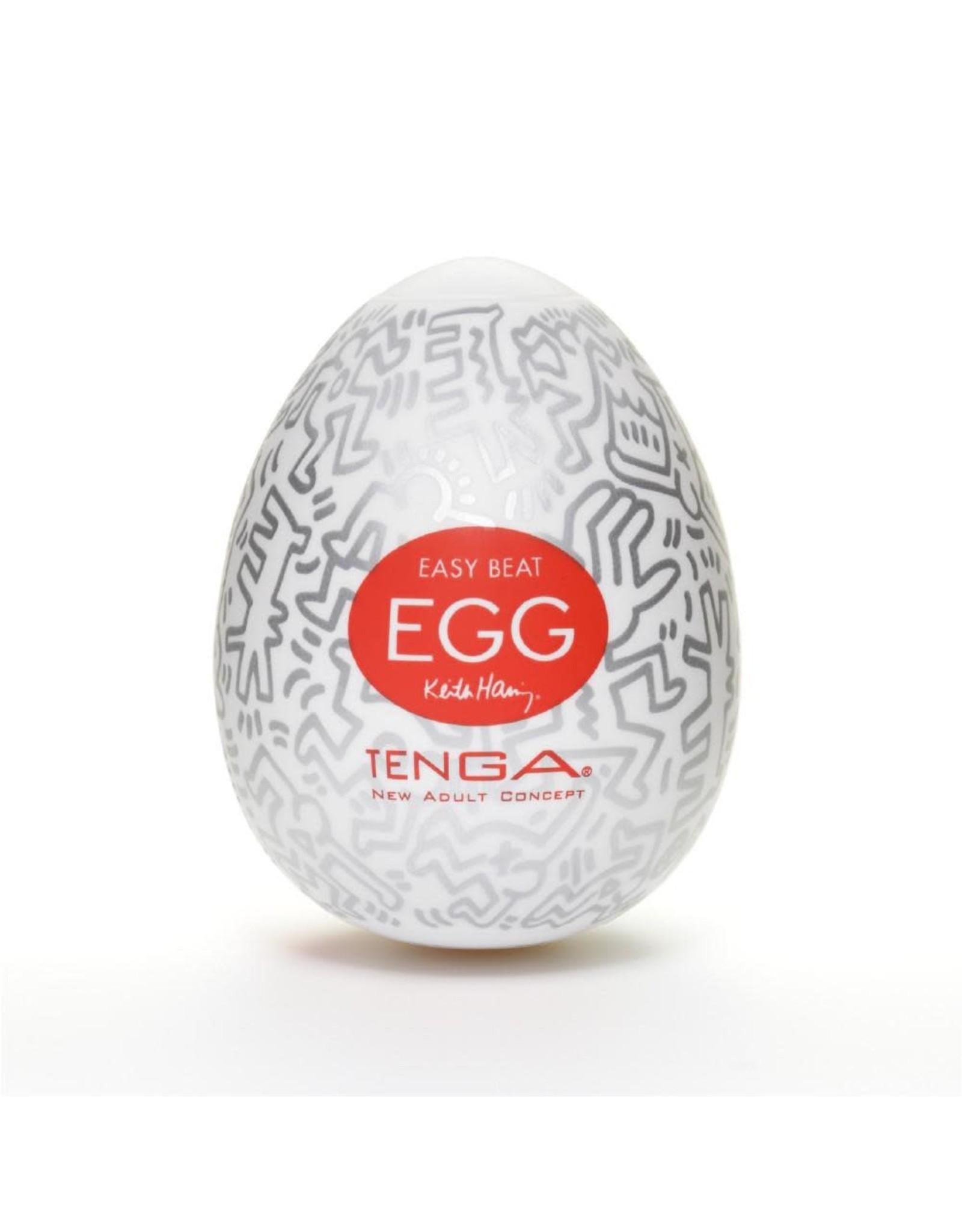 Tenga Tenga Keith Haring × Tenga - Egg Party