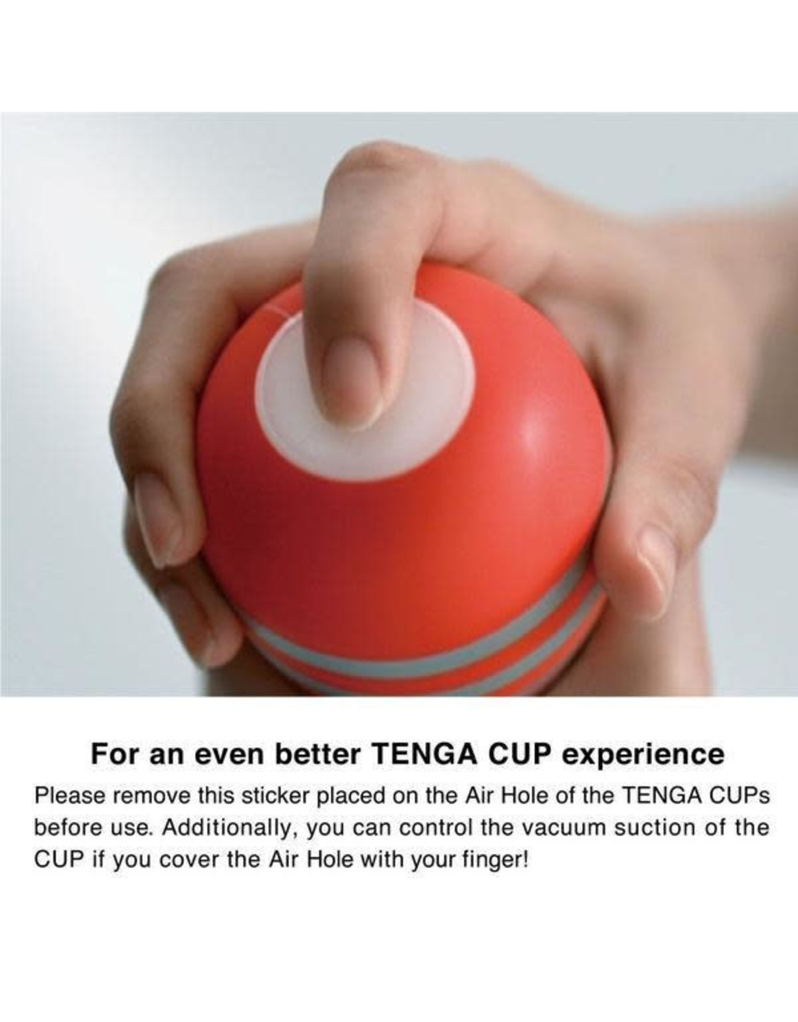 Tenga Tenga Rolling Head Cup