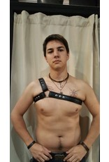 Doghouse Leathers Crafting DH Leathers Gladiator Harness