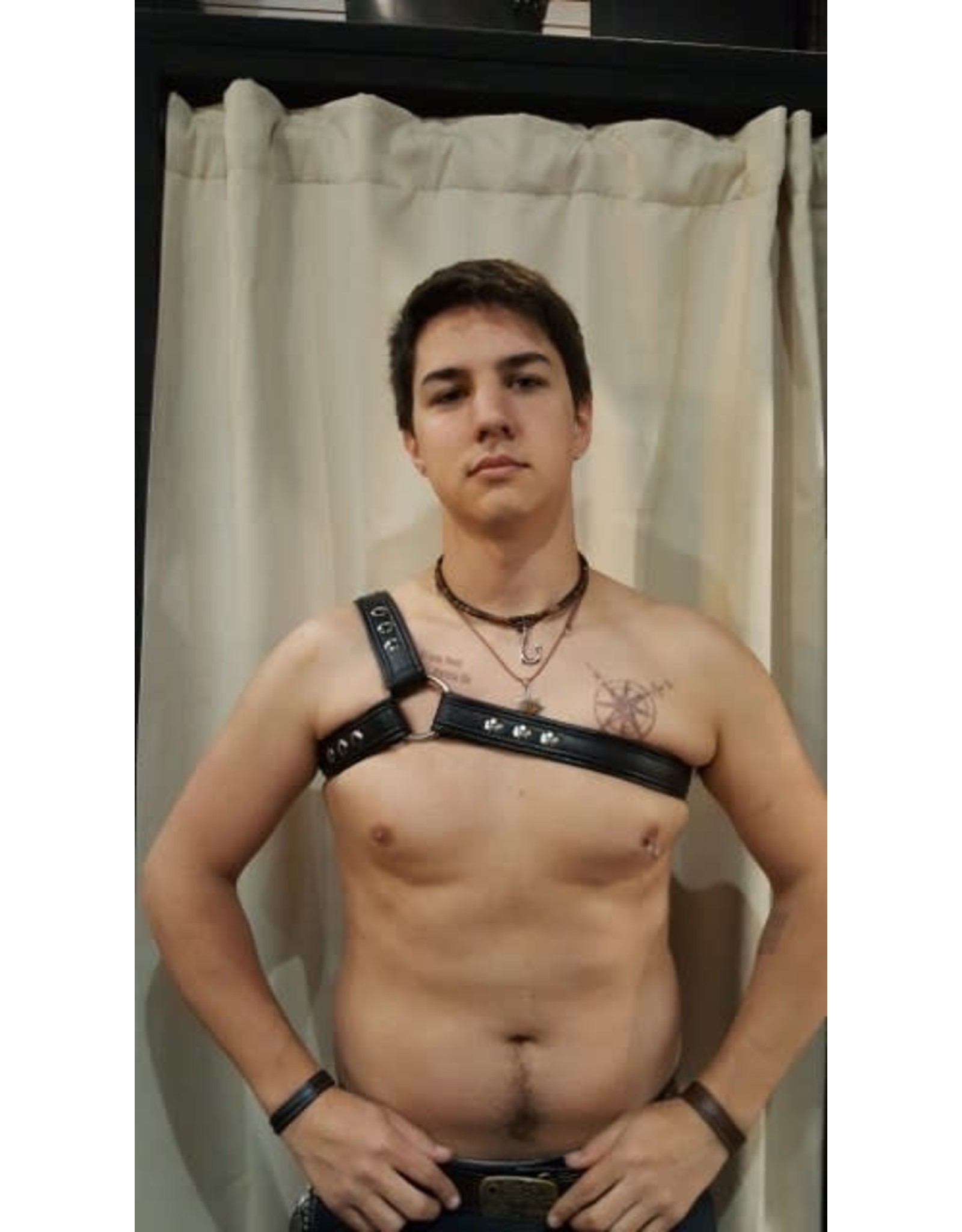 Doghouse Leathers Crafting Doghouse Leathers Gladiator Harness