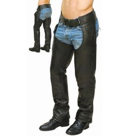 Doghouse Leathers Crafting DH Leathers Leather Chaps
