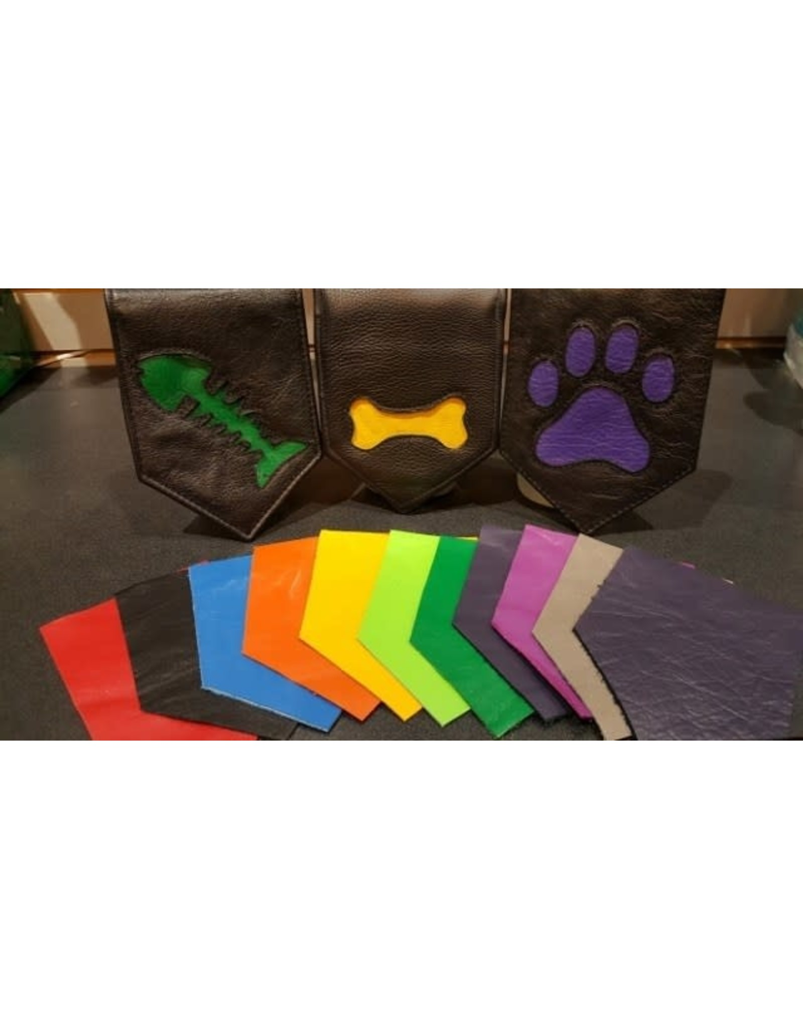 Doghouse Leathers Crafting DH Leathers Puppy Pocket