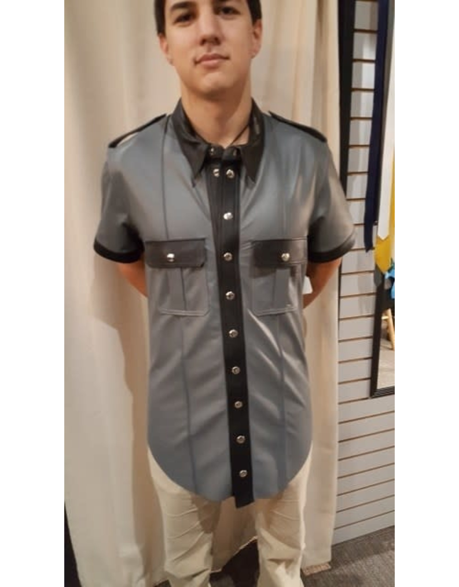 Doghouse Leathers Crafting DH Leathers Uniform Shirt