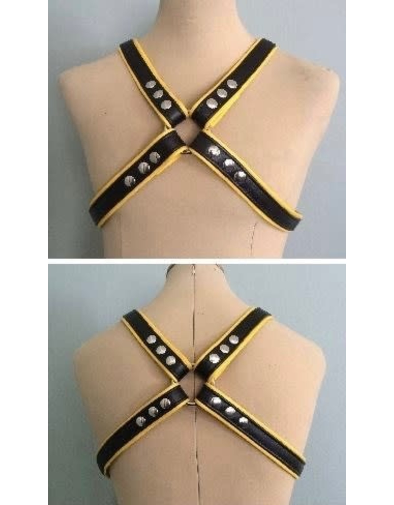 Doghouse Leathers Crafting DH Leathers X-Harness