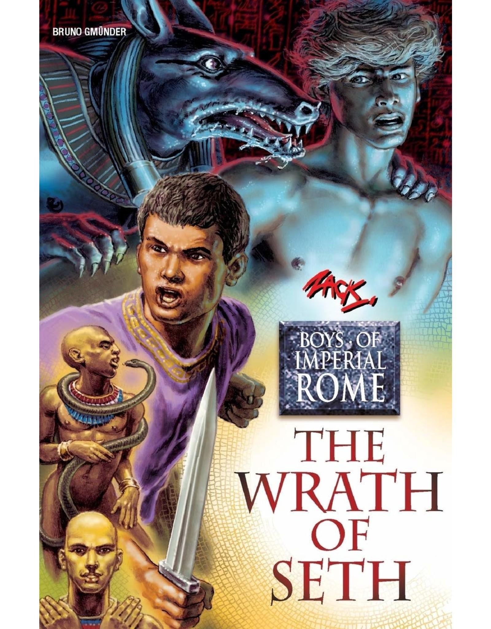 Nazca Plains Nazca Plains The Wrath of Seth (Boys of Imperial Rome) By Zack