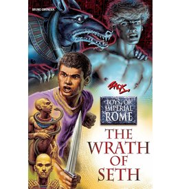 Nazca Plains Nazca Plains The Wrath of Seth (Boys of Imperial Rome) By Zack