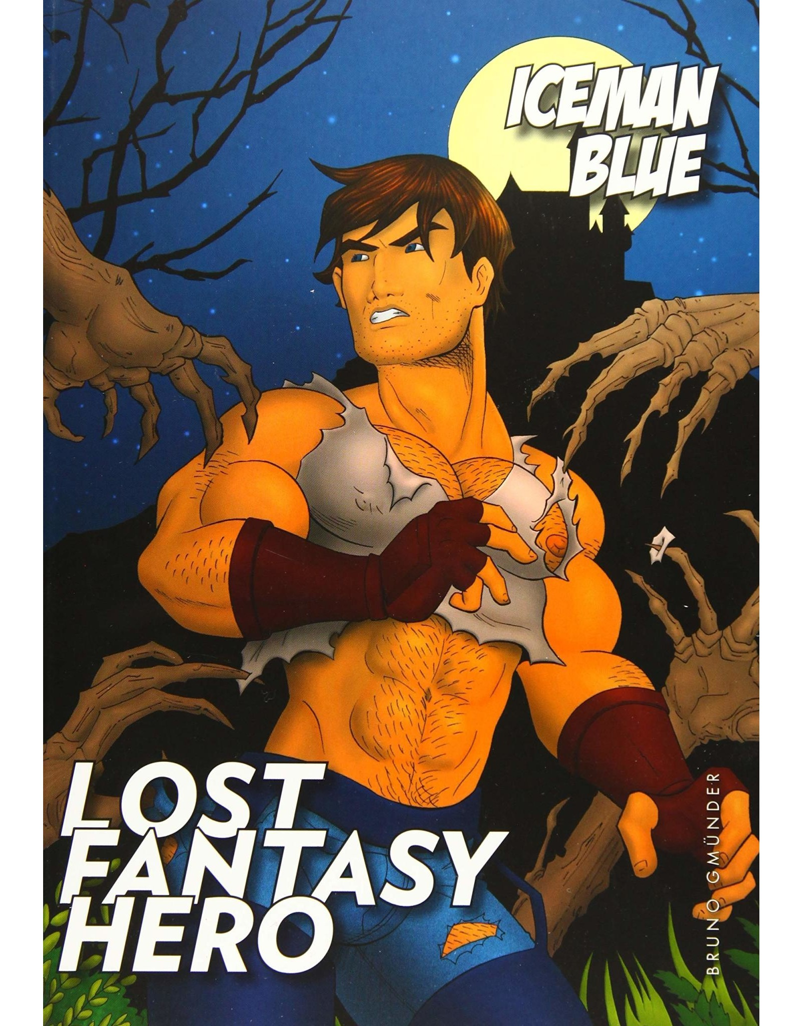 Bruno Gmunder Verlag Lost Fantasy Hero By Iceman Blue