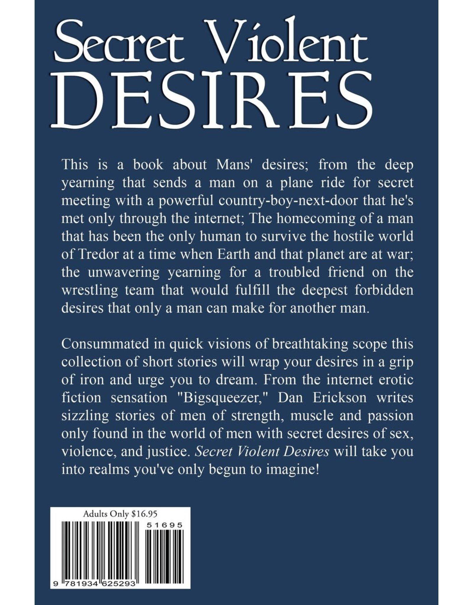 Nazca Plains Nazca Plains Secret Violent Desires By Dan Erickson