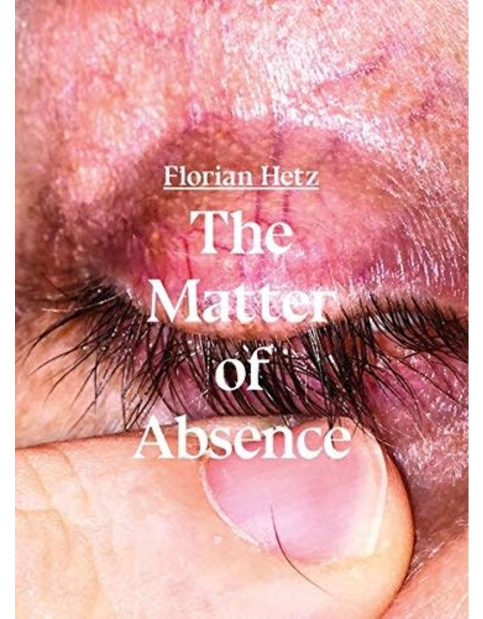 Nazca Plains Nazca Plains The Matter of Absence By Florian Hetz