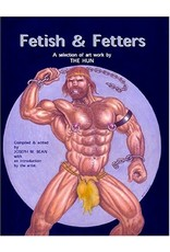 Nazca Plains Nazca Plains Fetish & Fetters (A Selection of Artwork by The Hun) by Joseph W. Bean (Compiler)