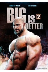 Nazca Plains Nazca Plains Big is Better 2 By XH4M (Author) Song (Illustrator)