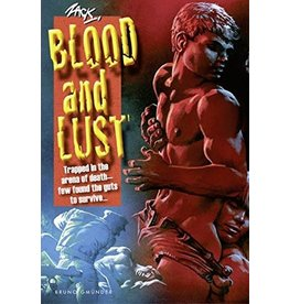 Bruno Gmunder Verlag Independent Brand Blood and Lust By Zack