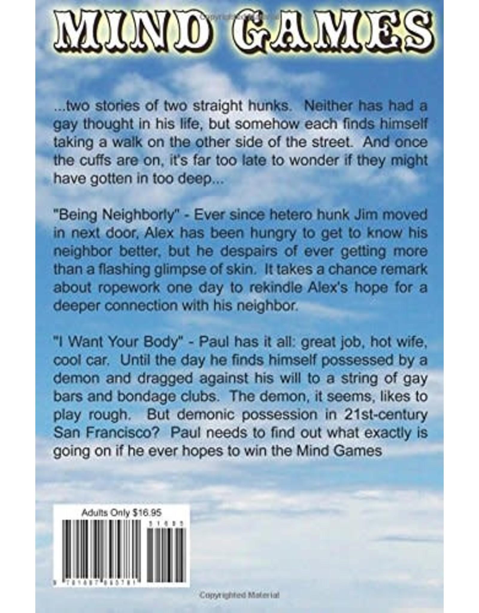 Nazca Plains Nazca Plains Mind Games (A Boner Book) By Alan Diluca