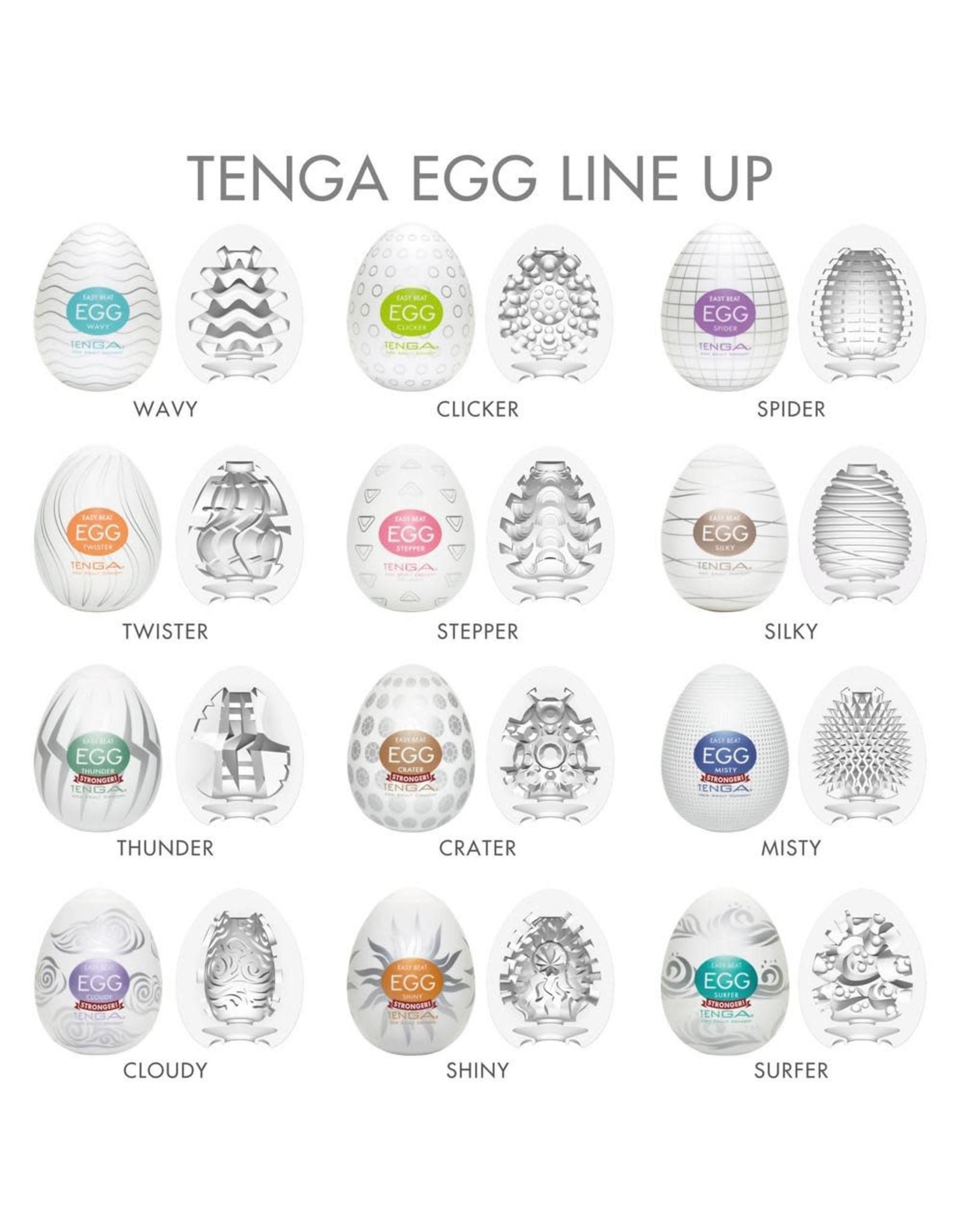 Tenga Tenga Egg Surfer