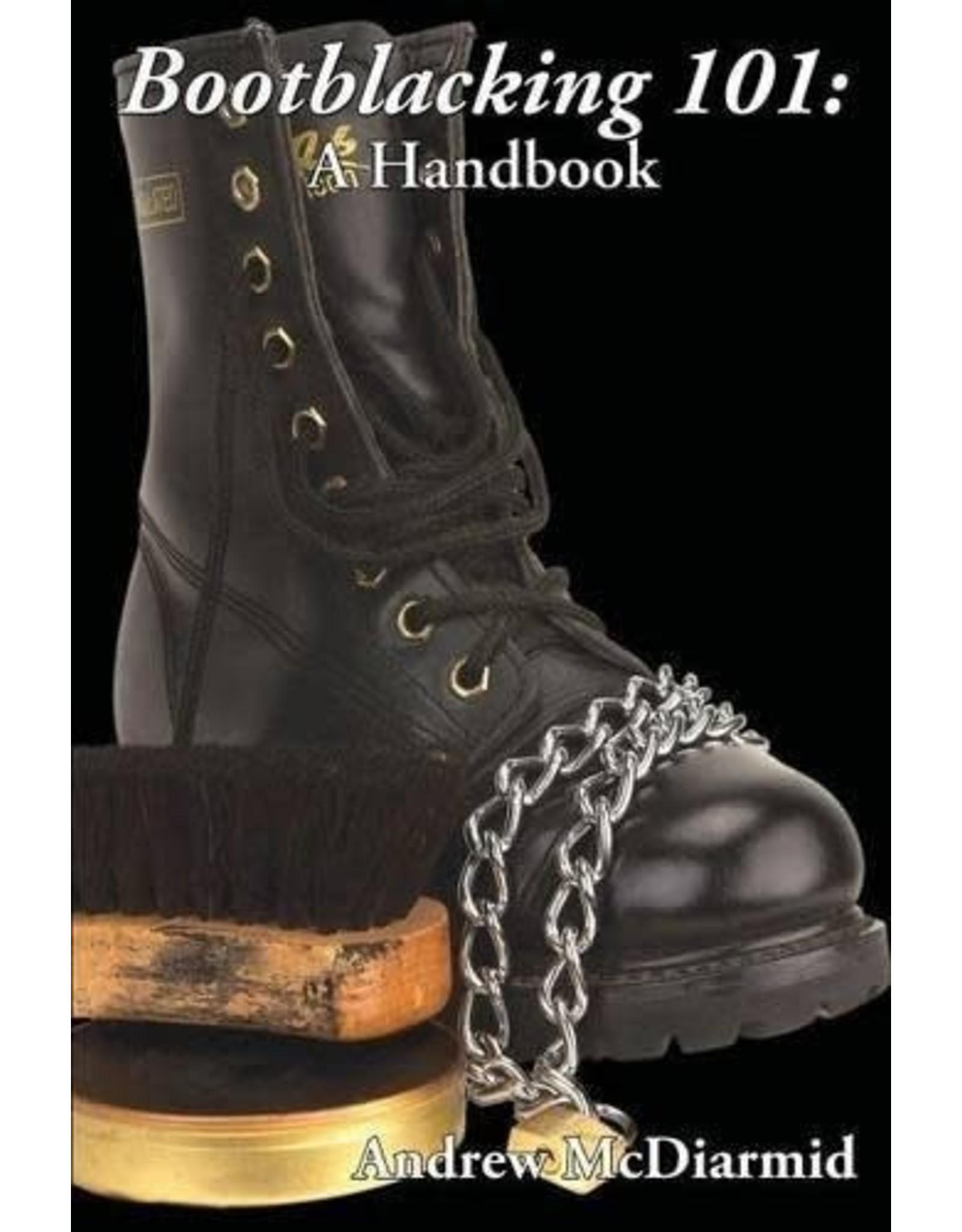 Alternative  Sites Alternative S. Books: Bootblacking 101 by Andrew McDiarmid