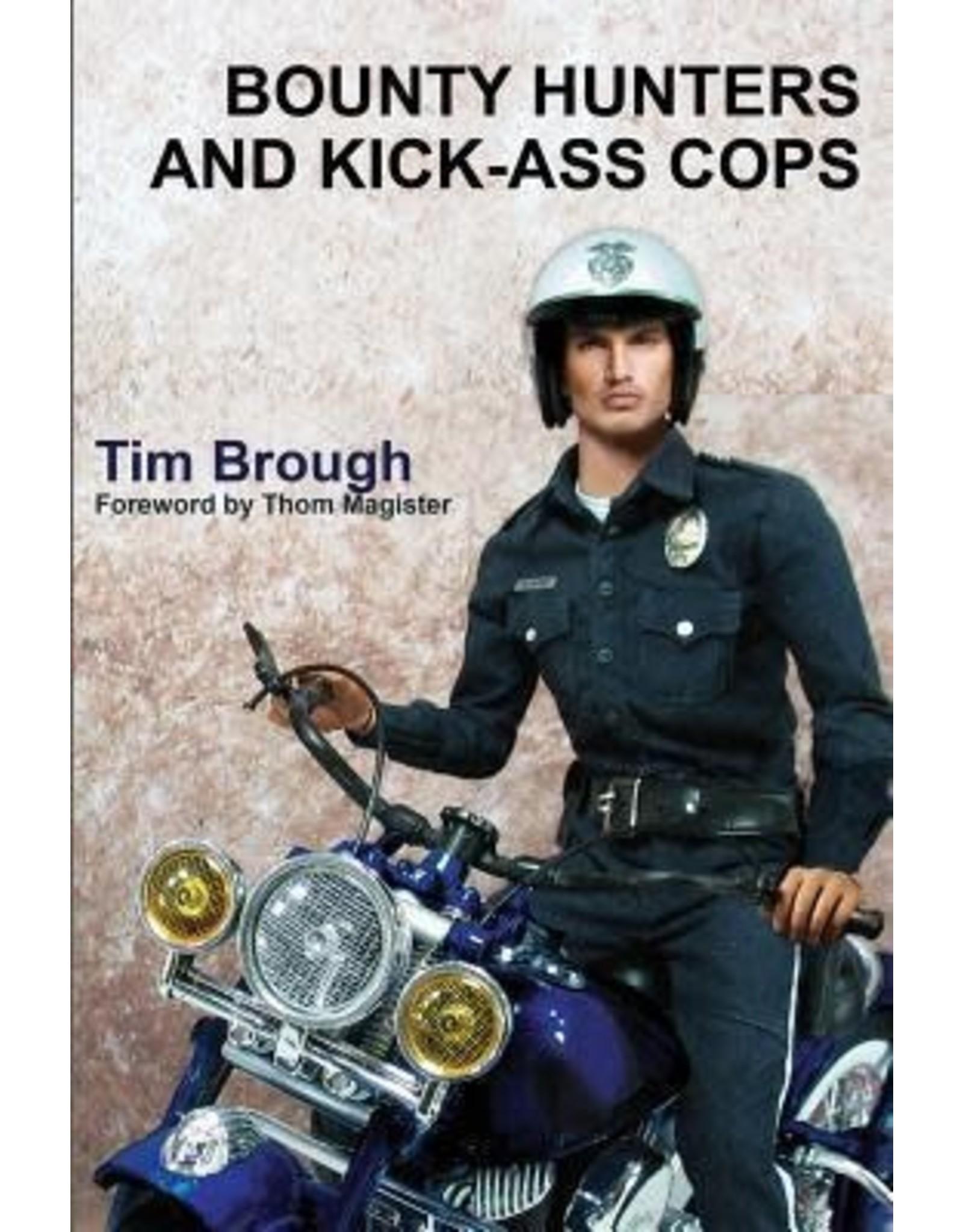 Nazca Plains Nazca Plains Bounty Hunters & Kick Ass Cops by Tim Brough