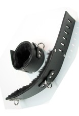 Stockroom Stockroom Fleece-Lined Wrist Cuffs with D-Rings