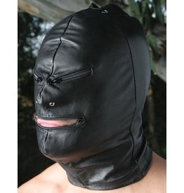 Stockroom Stockroom Jack the Zipper Leather Hood
