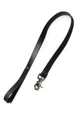 Stockroom Stockroom Black Leather Leash