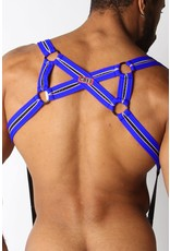 Cellblock13 Cellblock13 X-Back Mesh Harness