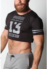 Cellblock13 Cellblock13 Relay Mesh Cutoff Shirt