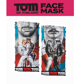 Peachy Kings Tom of Finland Face Mask