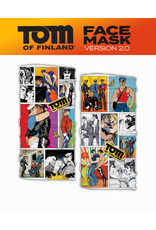 Peachy Kings Tom of Finland Face Mask (Comic)