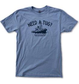 Shane Ruff Studio Burly Shirts Need a Tug? Shirt
